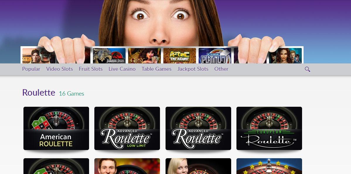Doe een roulette draai mee bij Omni Slots