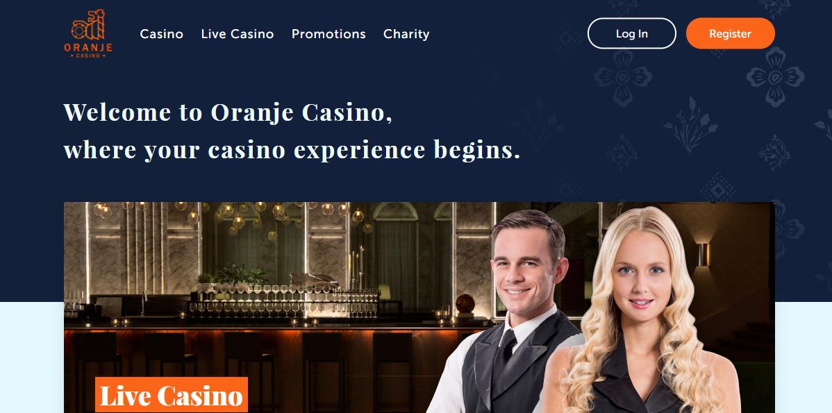 Bij oranje casino wil jij echt wel roulette spelen